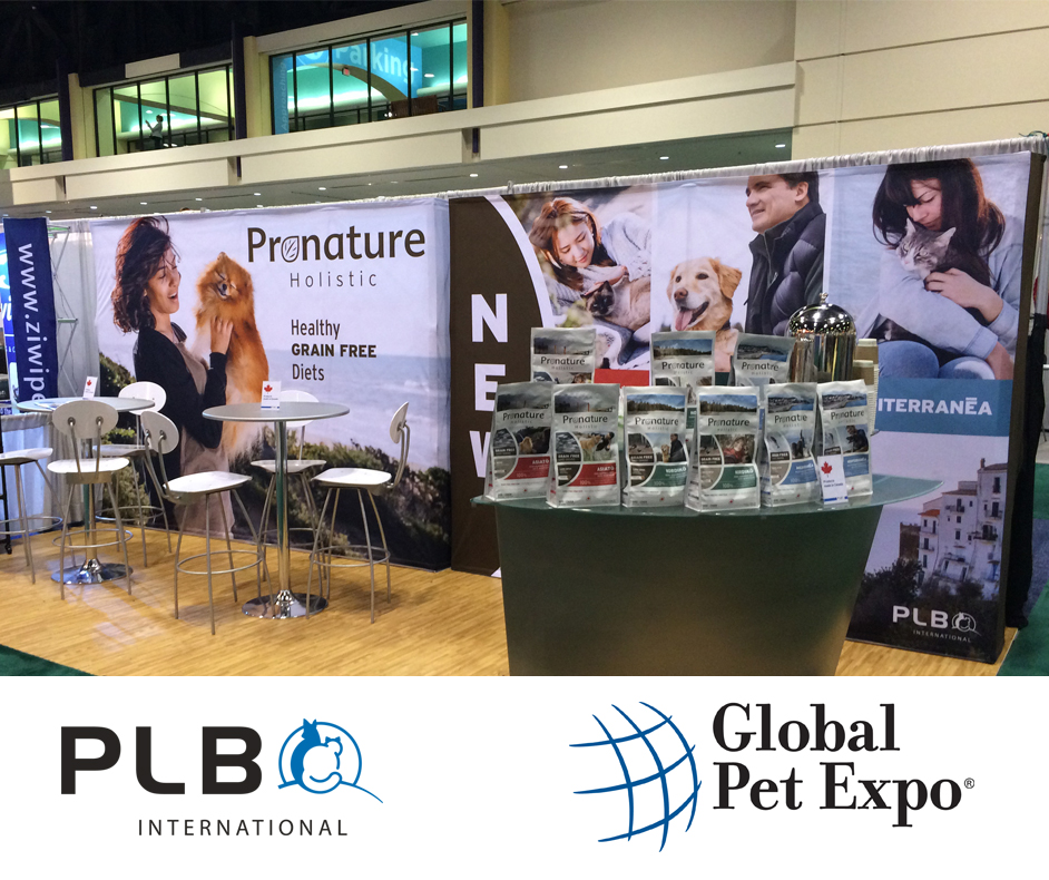 En route pour le Global Pet Expo 2017!