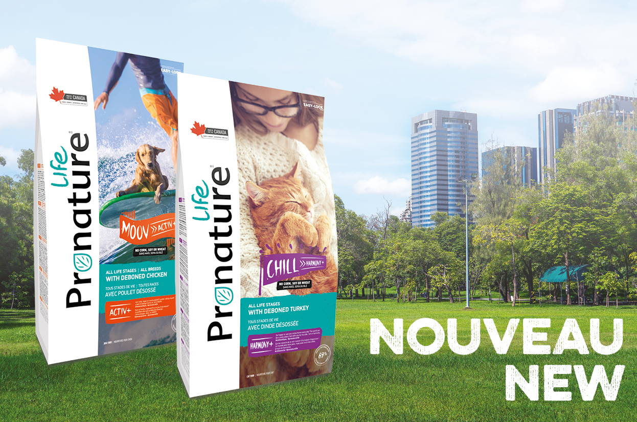 New members in the Pronature Life product family!