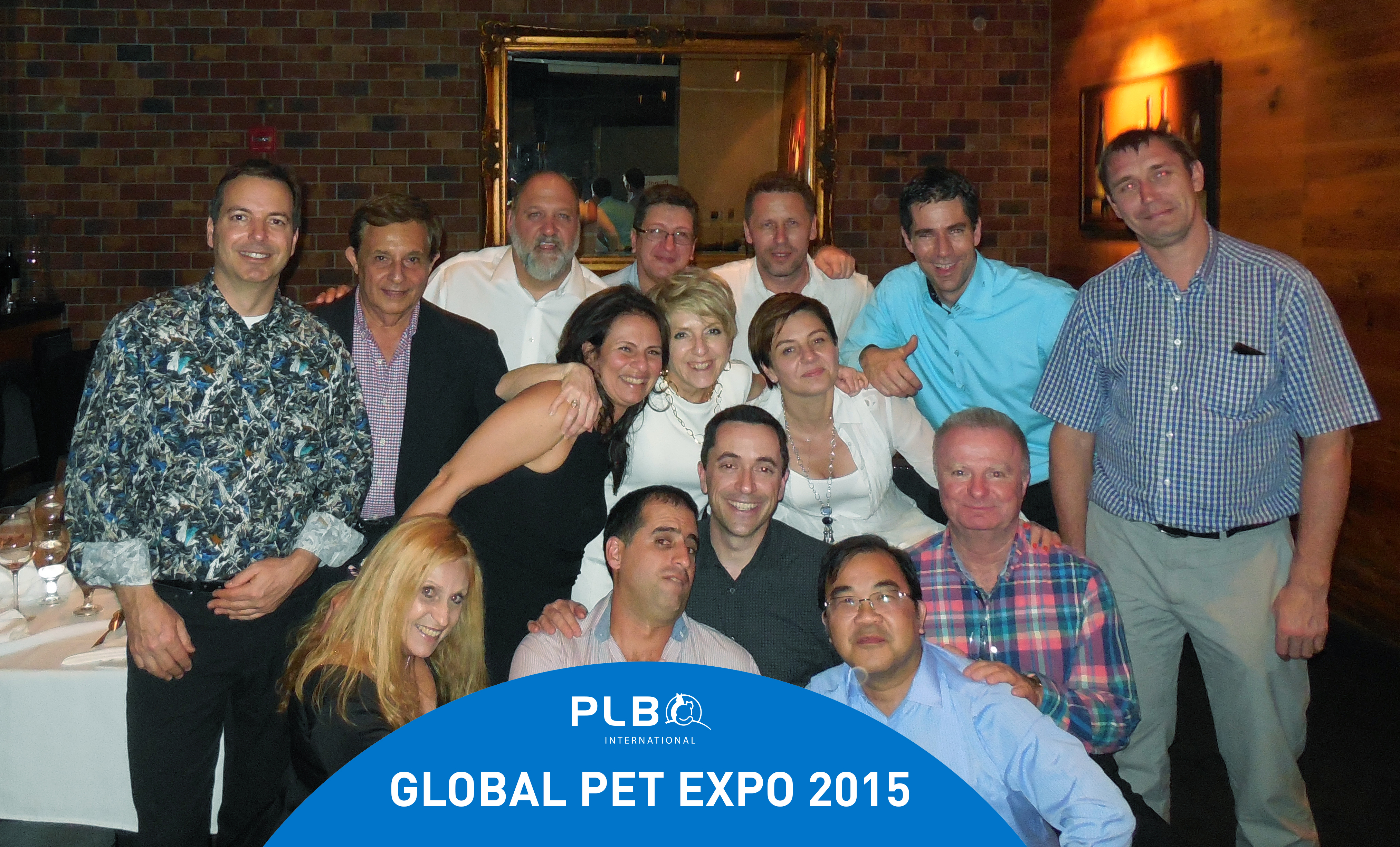 Global Pet Expo 2015 was a success!