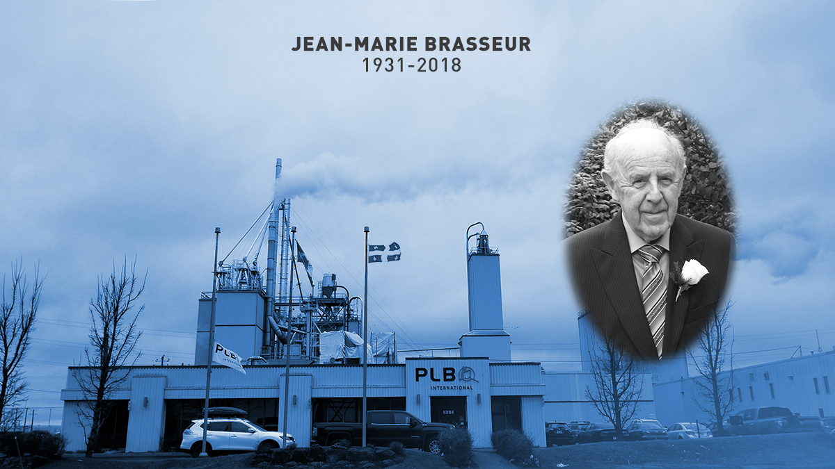 Passing of PLB International founder