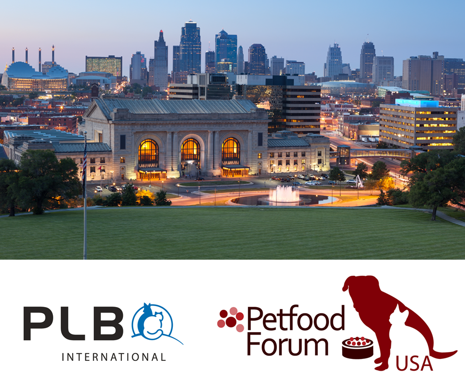 PLB attends the 25th Petfood Forum