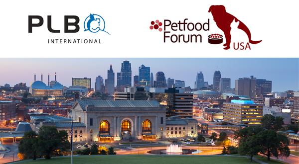 PLB en route pour la 25e édition du Petfood Forum